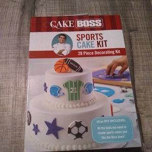 Cake Boss Sports Cane decorating kit